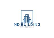MD Building Maintenance Logo - Entry #91