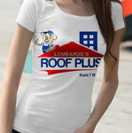 Roof Plus Logo - Entry #188