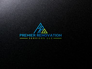 Premier Renovation Services LLC Logo - Entry #90