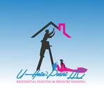 uHate2Paint LLC Logo - Entry #16