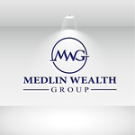 Medlin Wealth Group Logo - Entry #150