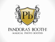 Pandora's Booth Logo - Entry #57