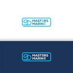 Masters Marine Logo - Entry #335