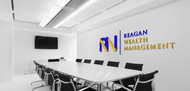 Reagan Wealth Management Logo - Entry #547
