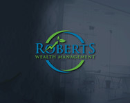 Roberts Wealth Management Logo - Entry #350
