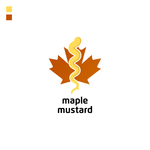 Maple Mustard Logo - Entry #56