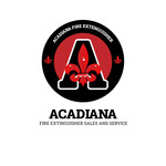 Acadiana Fire Extinguisher Sales and Service Logo - Entry #103