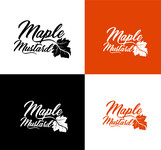 Maple Mustard Logo - Entry #41