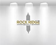 Rock Ridge Wealth Logo - Entry #277