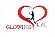 Glowing Gal Logo - Entry #61