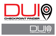 DUI Checkpoint Finder Logo - Entry #27