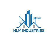 HLM Industries Logo - Entry #125