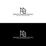 Rebecca Munster Designs (RMD) Logo - Entry #143