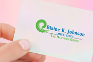 Blaine K. Johnson Logo - Entry #66