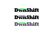 DwnShift  Logo - Entry #83
