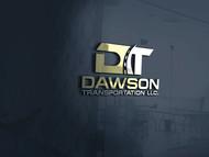 Dawson Transportation LLC. Logo - Entry #233