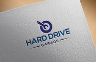 Hard drive garage Logo - Entry #283