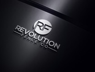 Revolution Fence Co. Logo - Entry #352