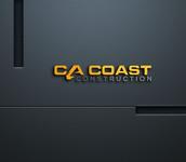 CA Coast Construction Logo - Entry #192