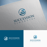 Succession Financial Logo - Entry #452
