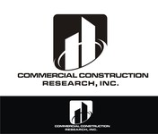 Commercial Construction Research, Inc. Logo - Entry #159