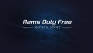 Rams Duty Free + Smoke & Booze Logo - Entry #113