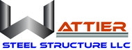 Wattier Steel Structures LLC. Logo - Entry #53