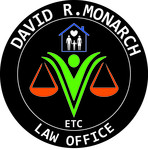 Law Offices of David R. Monarch Logo - Entry #138