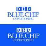 Blue Chip Conditioning Logo - Entry #260