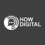 How Digital Logo - Entry #58