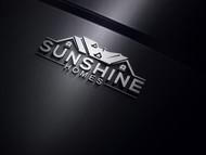Sunshine Homes Logo - Entry #166