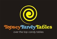 Topsey turvey tables Logo - Entry #123
