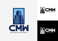 CMW Building Maintenance Logo - Entry #571