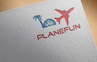 PlaneFun Logo - Entry #30