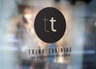 Trina Training Logo - Entry #91