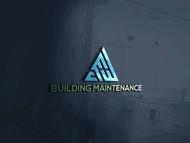 CMW Building Maintenance Logo - Entry #456