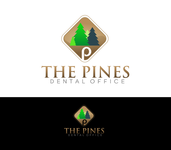The Pines Dental Office Logo - Entry #116