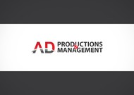 Corporate Logo Design 'AD Productions & Management' - Entry #52
