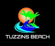 Tuzzins Beach Logo - Entry #51