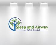 Sleep and Airway at WSG Dental Logo - Entry #334