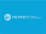 Property Wealth Management Logo - Entry #196