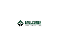 Faulconer or Faulconer Construction Logo - Entry #314