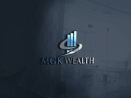 MGK Wealth Logo - Entry #97