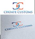 Choate Customs Logo - Entry #312