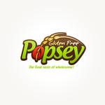 gluten free popsey  Logo - Entry #156