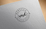 Rebecca Munster Designs (RMD) Logo - Entry #266