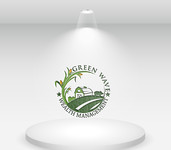 Green Wave Wealth Management Logo - Entry #282