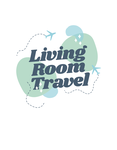 Living Room Travels Logo - Entry #96