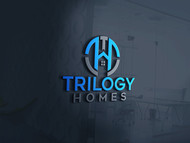 TRILOGY HOMES Logo - Entry #263