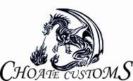 Choate Customs Logo - Entry #115
